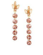 ASOS Opulent Jewel Drop Earrings
