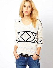Mango Prarie Sweater