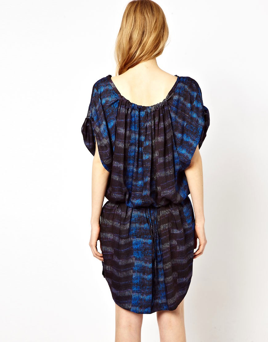 Image 2 of See By Chloe Sporty Printed Shift Dress