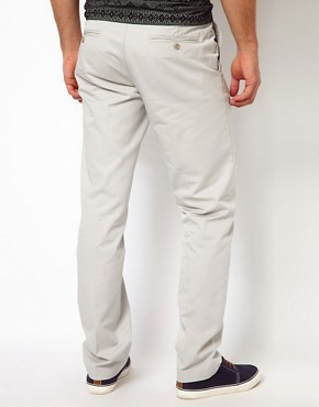 Image 2 ofUnited Colors Of Benetton Slim Fit Chinos