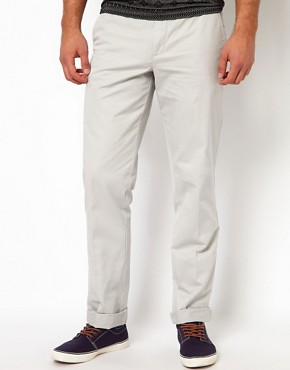 Image 1 ofUnited Colors Of Benetton Slim Fit Chinos