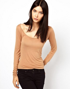 Image 1 of Cheap Monday Eyeona Long Sleeved T-Shirt