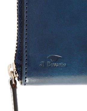Image 3 of Il Bussetto Leather Zip Wallet