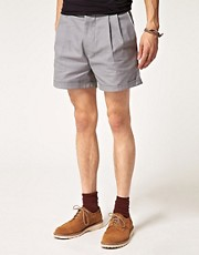 Eastie Empire Tailors Tailored Denim Archie Shorts