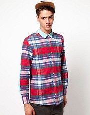 Self Cord Trim Shirt