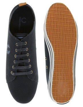 Image 3 ofFred Perry Kingston Plimsolls