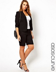 ASOS CURVE Exclusive City Short