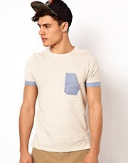 Another Influence Pocket T-Shirt