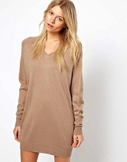 ASOS Fine Knit Jumper Dress