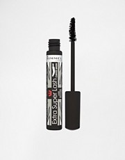 Rimmel London Extra Super Lash Curved Brush Mascara