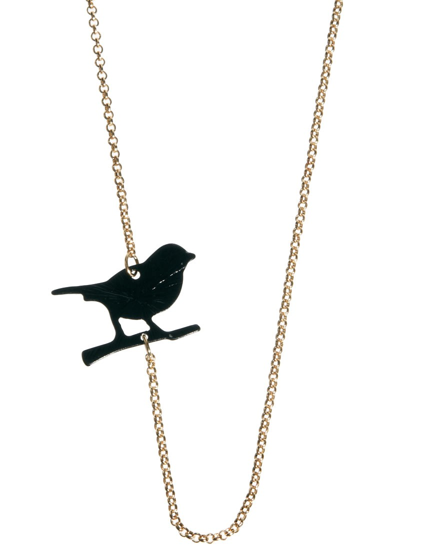Image 3 of ASOS Bird Sunglasses Chain