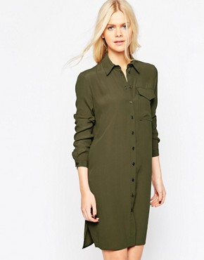 ASOS Pocket Shirt Dress
