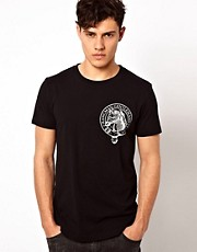 Aon! Black Hangman T-Shirt