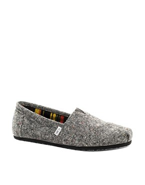 Image 1 ofToms Wool Holden Espadrilles