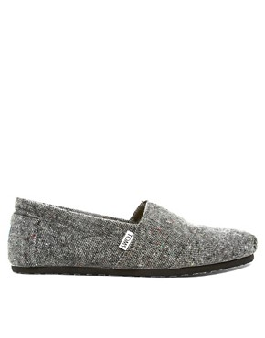 Image 4 ofToms Wool Holden Espadrilles