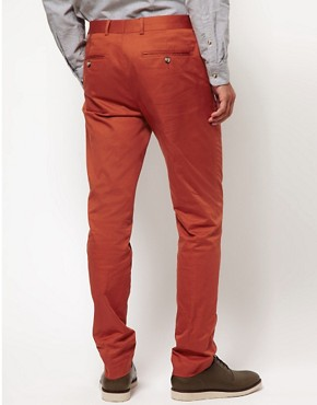 Image 2 ofASOS skinny Fit Chino Trousers