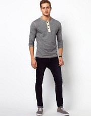 Selected - Maglia a maniche lunghe mlange