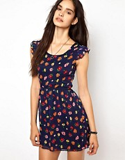 Wal G Printed Dress