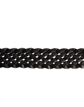 Image 4 ofASOS Plaited Belt