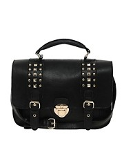 New Look Studded Roland Satchel