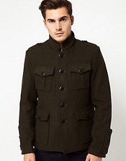 Peter Werth Military Jacket 4 Pockets
