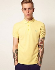 Fred Perry Laurel Wreath Polo with 3 Button Placket