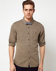 Esprit Shirt With Bow Tie