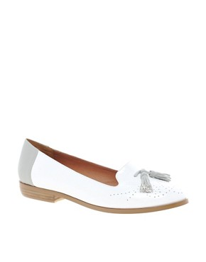 Image 1 of ASOS MILLER Flat Shoes