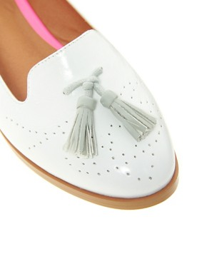 Image 4 of ASOS MILLER Flat Shoes