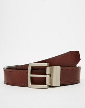 Esprit Leather Belt Reversible