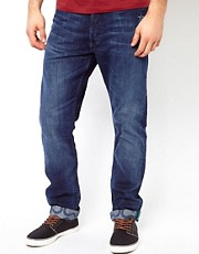 Vivienne Westwood Anglomania for Lee - Old Skool - Jeans slim stretti in fondo con cavallo basso