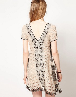 Image 2 ofFree People Blanket Festival Tunic