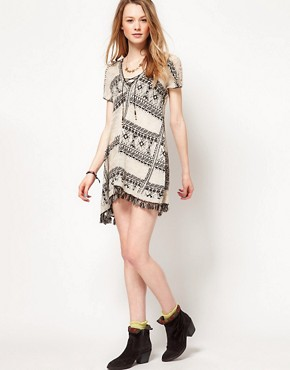 Image 4 ofFree People Blanket Festival Tunic