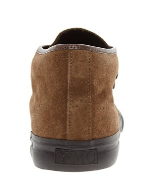 Image 2 of YMC Leather Strap Boot