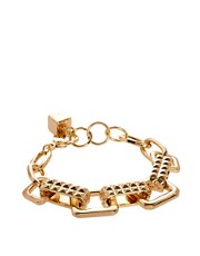 ASOS Chunky Mix Chain Bracelet