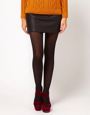 Image 1 ofFalke Weave Tights