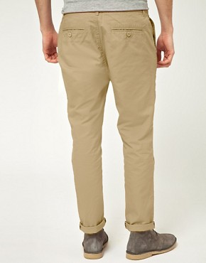Image 2 ofASOS Tapered Chino