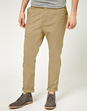 Image 1 ofASOS Tapered Chino