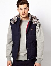 Voi Hooded Gilet