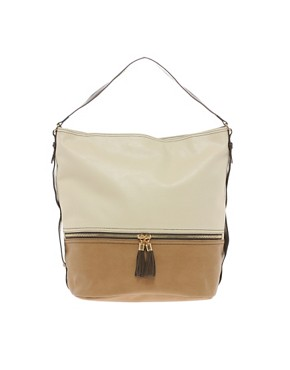 Image 1 ofNew Look JP Hobo Bag
