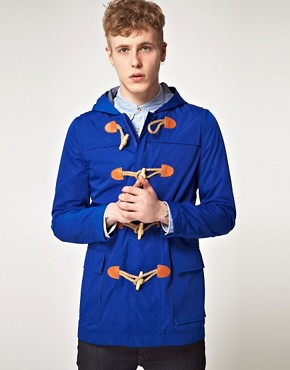Image 1 ofIzzue Duffle Lightweight Hooded Jacket