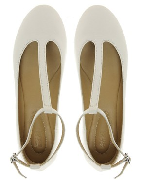 Image 3 ofSee by Chloe Mary Jane Flat Shoes
