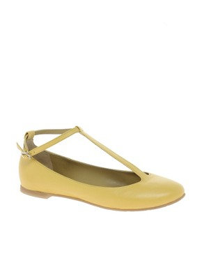 Image 1 ofSee by Chloe Mary Jane Flat Shoes