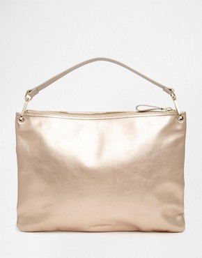 Ted Baker Large Leather Shoulder Bag