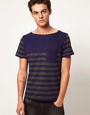 People Tree Stripe T-Shirt