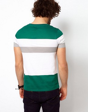Image 2 ofASOS Stripe T-Shirt