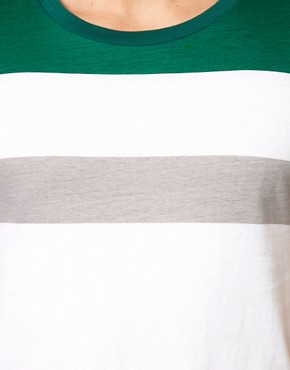 Image 3 ofASOS Stripe T-Shirt