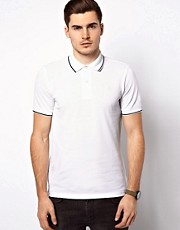 G Star Polo Stripe Slim Tipped