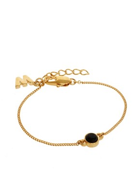 Image 1 ofWhistles Circle Stone Bracelet