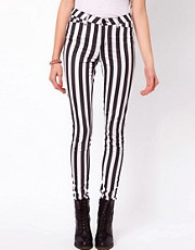 Vero Moda Stripe Wonder Jean